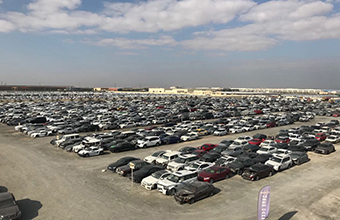 Copart Middle East Locations - Online Auto Auctions